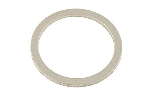 Connect atelier consommables 31723 d'huile avec rondelle-Aluminium - 22 x 27 x 1,5 mm-Lot de 50