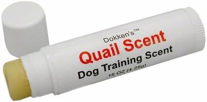 Dokken Quail Dog Training Scent Wax product image