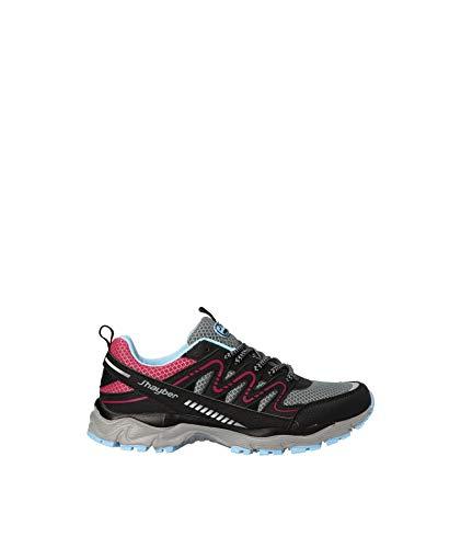 Jhayber REGATE, Zapatillas de Running Mujer, Dark Grey, 40 EU