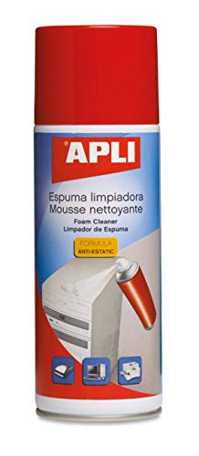 APLI 11300 - Espuma limpiadora 400 ml