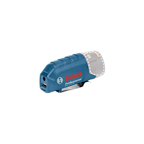 Bosch Ladegerät GAA 12V-21, USB-Ladeadapter, Ladestrom von 2,1A 0618800079