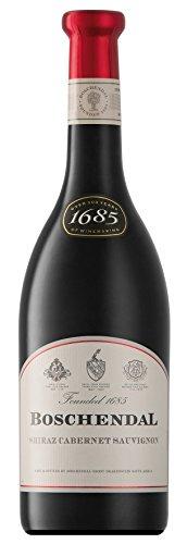 6x 0,75l - 2015er - Boschendal - 1685 - Cabernet Sauvignon - Western Cape W.O. - Südafrika - Rotwein trocken
