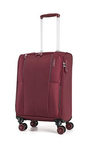 [サムソナイト] スーツケース キャリーケース ケニング スピナー 55/20 機内持ち込み可 保証付 35L 2.8kg レッド