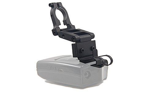 Price comparison product image BlendMount BRD-2000R Aluminum Radar Detector Mount for Radenso Pro M / Pro SE - Compatible with Most American and Asian Vehicles - Made in USA - Looks Factory Installed