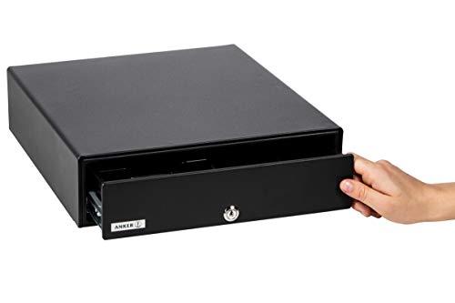 ANKER Kassenschublade MDX 13E Push   manuelle Öffnung   kleine Größe   touch
