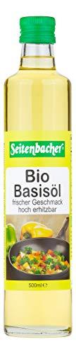 Seitenbacher Bio Basis Öl - Eines für Alles / Extra Virgin / Kaltpressung / 1. Pressung