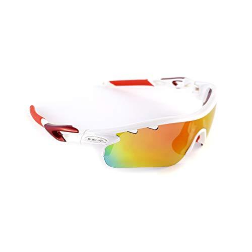 Gafas Ciclismo polarizadas con 5 Lentes...