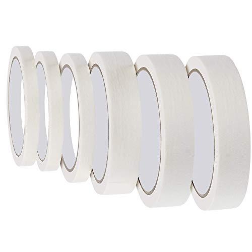 6 Rolls Diamond Painting Tools Anti-Dirty Tape DIY Masking Tape Adhesive Edges Stickers
