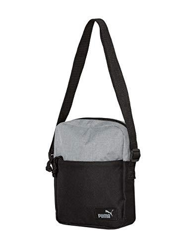 Puma - Crossover Bag - PSC1044 - One Size - Heather Light Grey/Black