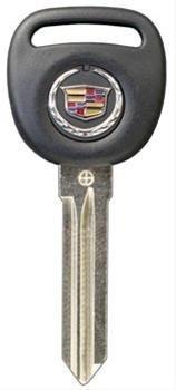 2007 2008 2009 2010 Cadillac Escalade Jeweled Logo Transponder Key PLUS Easy Programming Instruction Guide
