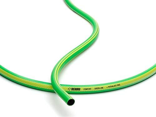"""REHAU 1m Gartenschlauch Wasserschlauch Green Line 19mm 3/4\"""" Meterware"""