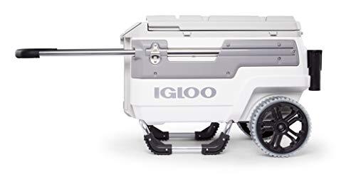 IGLOO Outdoor Trailmate Marine Kühlbox, Weiß, 66 Liter