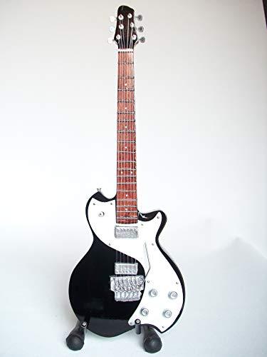 Mini guitarra de colección Replica Artisti años Settanta