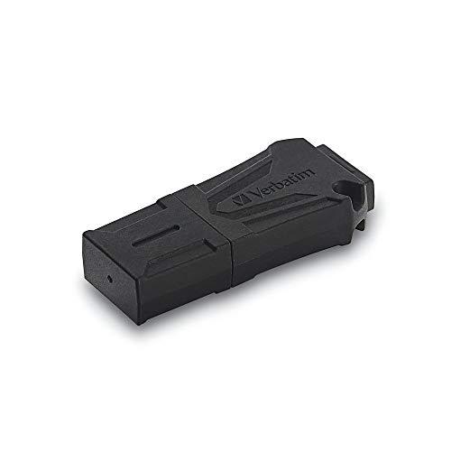 Verbatim ToughMax USB-Stick 32 GB I USB 2.0 I extrem robuster USB Speicherstick I für Laptop Notebook Ultrabook TV Autoradio I USB 2.0 Stick I Datenstick mit hoher Beständigkeit I Schwarz