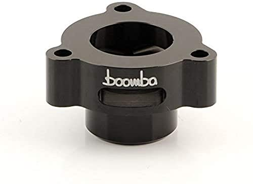 Price comparison product image Boomba Racing BOV Blow Off Valve ADAPTOR BLACK for 2014+ Ford Fiesta ST