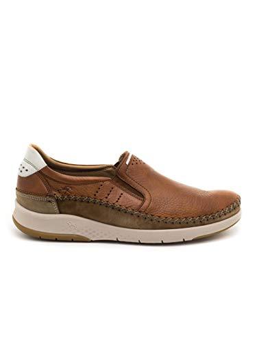 FLUCHOS F0794 Zapato Mocasin Sport Piel Hombre Cuero
