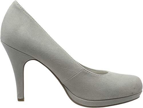 Tamaris Damen 1-1-22407-24 Pumps, Grau (Grey 200), 40 EU