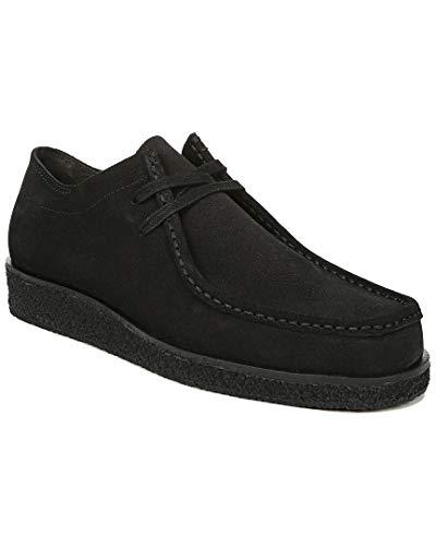 Vince Men's Trent,Black London S Boat Shoe, 9 M US