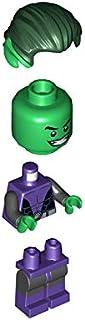 LEGO DC Comics Super Heroes Minifigure - Beast Boy Teen Titan with Snake (76035)