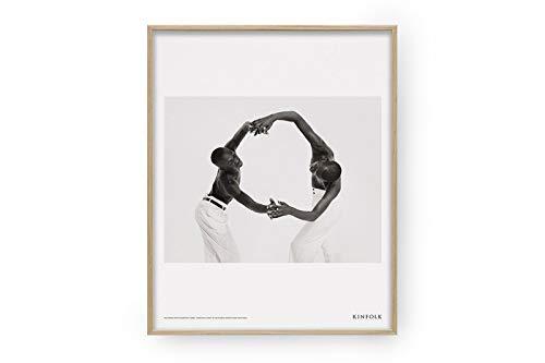 ALIUM × Kinfolkポスター 40×50cm Things Fall Apart 02