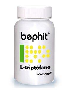 Bephit L- Triptófano + Vitamina B6 + Magnesio 475 Mg Suplemento - 90 Cápsulas