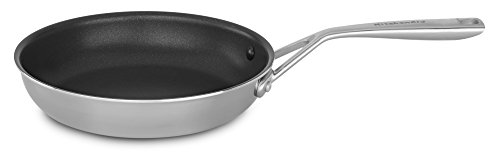 "KitchenAid Tri-Ply Stainless Steel 10"" Nonstick Skillet, Medium"