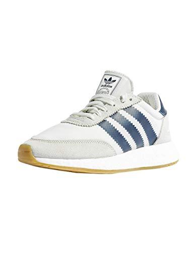 Adidas I-5923, Zapatillas de Deporte Hombre, Blanco (Tinbla/Maruni/Gum3 000), 44 EU