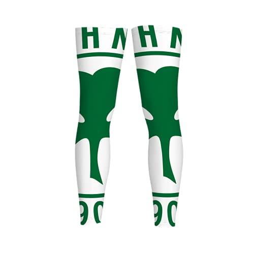 Fodmua Panathinaikos - Calcetines de compresión para baloncesto y ciclismo