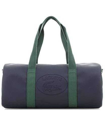 Lacoste 1930's Original Roll Bag Peacoat Green