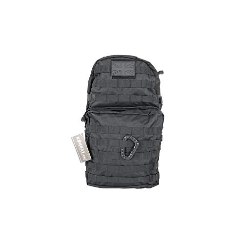 Kombat UK Unisex Outdoor Molle Assault Pack Backpack available in Black - 40 Litres