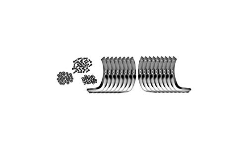 Best Buy! Cartener Tiller Tine Set Replacement for Troy Bilt 1901118, 10802 Rotary 8620