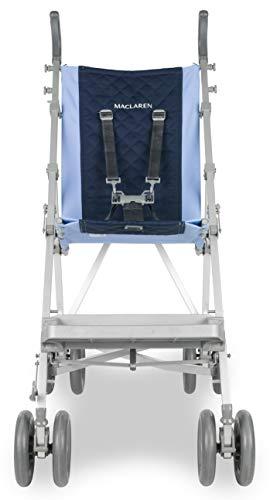 Maclaren Major Elite Push Chair, Developed Especially for Special Needs Children, Blue Color