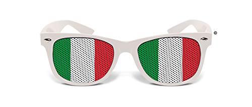 Generique - Humoristische Brille Italien Einheitsgröße