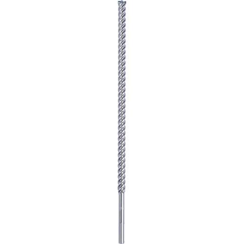 Bosch Professional 2608578640 2608578640-Punta per Trapano SDS max-8X (per Martello perforatore, Diametro, Lunghezza: 600 mm), Colore:, Ø 25 mm
