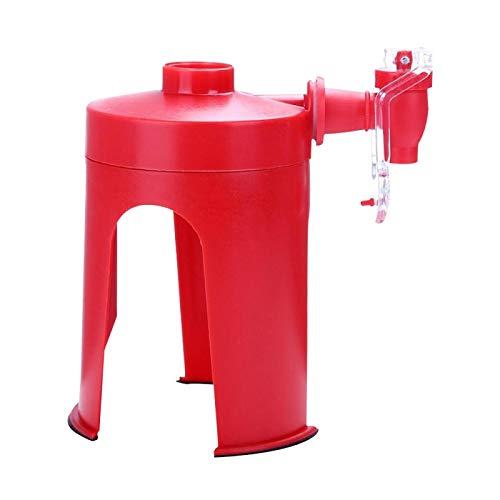 JZLL Dispensador de Agua de Coque Protector de Soda mágico Dispensador de Agua invertido Adecuado para Bares de reuniones Familiares