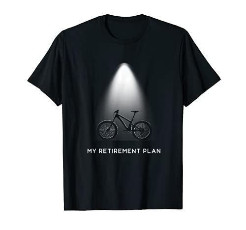 Lustige Mountainbike-Bekleidung – MTB Mountainbike T-Shirt