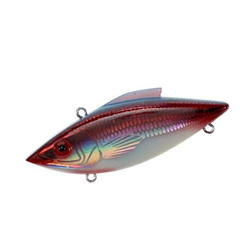Rat-L-Trap Lures 1/2-Ounce Trap (Blood Line Shad)