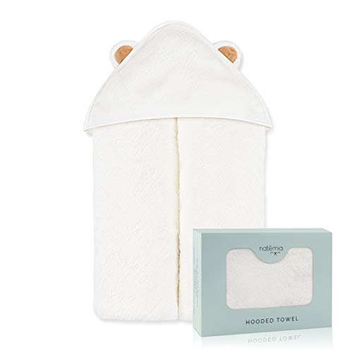 Natemia Hooded Bath Towel