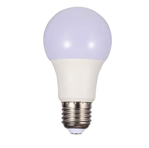 Konyks Antalya A60WR, ampoule connectée E27, LED RGB WiFi, 810 lumens, 8.5W, 16 millions de couleurs, compatible avec Alexa ou Google Home, aucun Hub nécessaire, Automatisations faciles