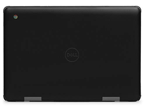 mCover Hard Shell Case for 2020 14-inch Dell Latitude 5400 Chromebook / 5410 Windows Computer (14 Inch Dell 5400 / 5410, Black)