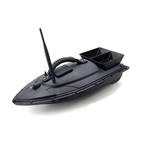 RSGK Telecomando Barca 500M 5.4 km/h remoto Doppio Magazzino Pesce Finder Elettrico Esca di Pesca Doppio Motore Giocattolo