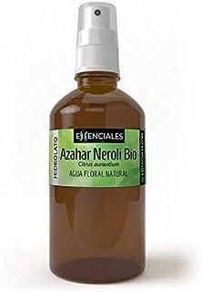 Essenciales - Hidrolato de Agua Floral de Azahar Neroli BIO