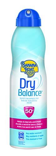Banana Boat Dry Balance Sonnencreme Lotion SPF 50+, 220 ml, 1er Pack(1 x 1 Stück)