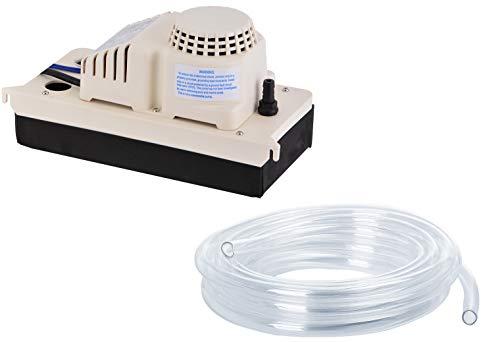 ibo Kondensatpumpe Schlauch Heizung Hebepumpe Kondenswasser Hebeanlage Kondensathebeanlage Förderhöhe 5,1 M