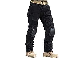 Paintball Equipment Tactical Emerson Combat Gen2 Pants Black