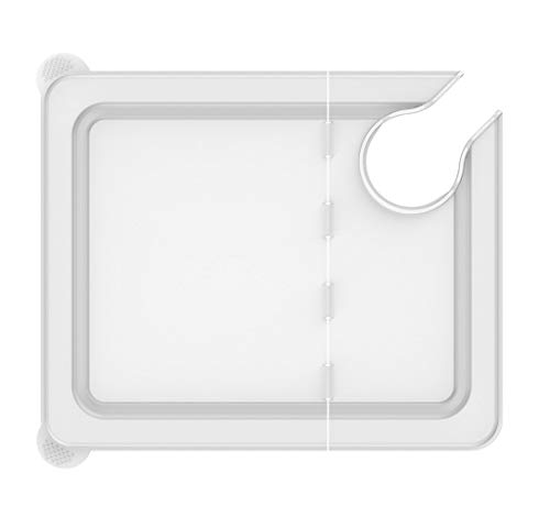 EVERIE Sous Vide Lid Compatible with Anova Cookers...