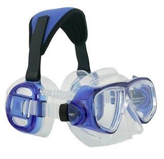 Subgear PRO EAR 2000 - Maschera da immersione per mantenere asciutte le orecchie