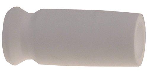 Küppersbusch Überlaufrohr für EGB230, EGB430, EEB230, EEB430 Länge 90mm ø 40mm