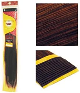 Sensationnel Goddess Yaky Straight Remy Weaving for Hair Extensions 14