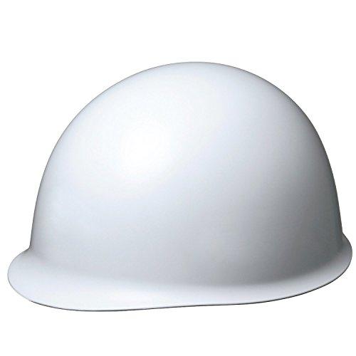 ミドリ安全 ヘルメット 遮熱タイプ SCMPCH RA KP付 ホワイト